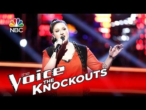 The Voice 2016 Knockout - Karlee Metzger: Giới Thiệu Thông Báo dịch vụ du lịch ngay tp quy nhơn