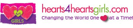 hearts 4 hearts girls, part of the profit goes to world vision