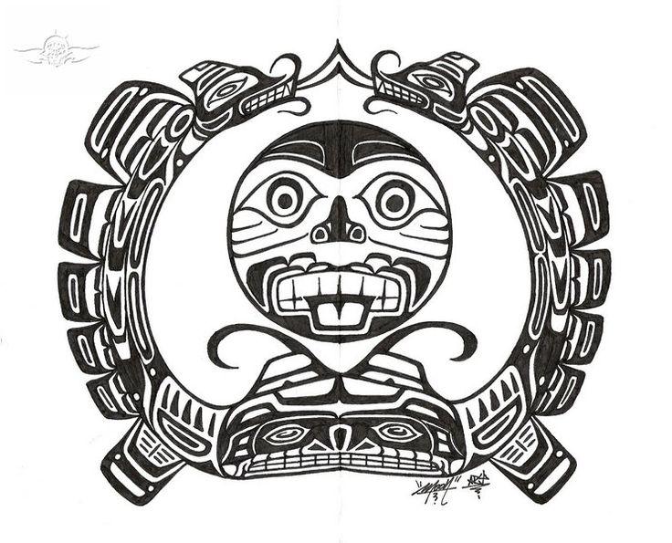Haida Art by LdaV on DeviantArt