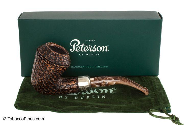TobaccoPipes.com - Peterson Derry Rustic B60 Tobacco Pipe , $100.00 (http://www.tobaccopipes.com/peterson-derry-rustic-b60-tobacco-pipe/)