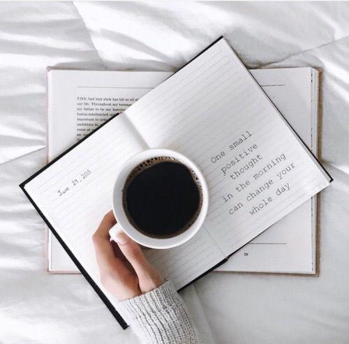Imagem Atrav 233 S Do We Heart It Aesthetic Coffee Journal