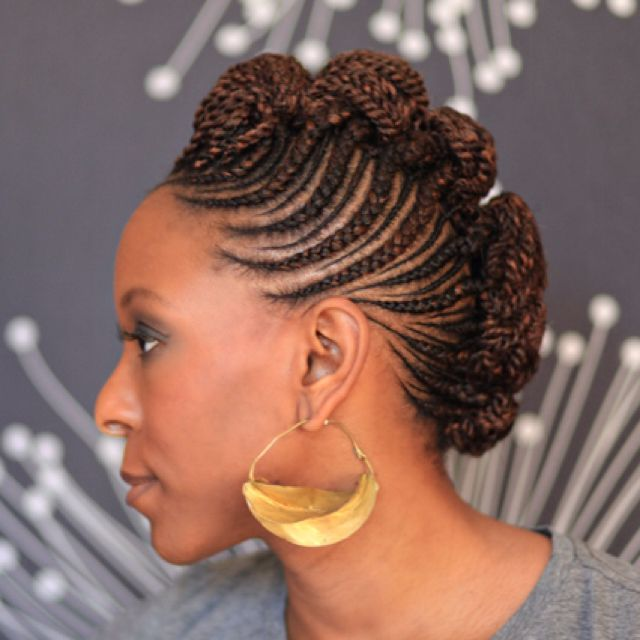 Miraculous 1000 Images About Hair Creativity On Pinterest Ghana Braids Hairstyles For Women Draintrainus