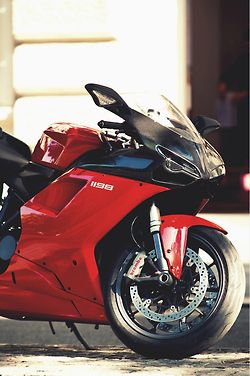 Ducati.... maybe one day.....if I do I will so love to find a Ducati 998!!