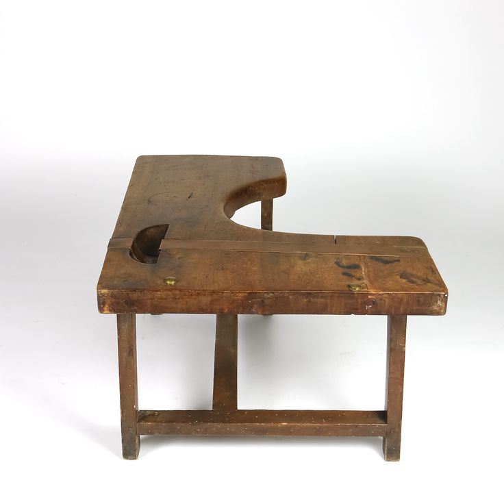Unique. Vintage Indudstrial. French Shoe Cobbler's Bench.  A charming French walnut cobbler's bench circa 1890 with copper and brass detail http://www.gardencourtantiques.com/shop/french-walnut-cobblers-bench/ #primitive #rustic #industrial #industrialdesign #industrialdecor #vintagebench #homedecor #cobblersbench #sf #sanFrancisco #interiorstyling #interiordesigns #style #designgoals #interiors #interiordesignideas #vintage #antiques #interiordecorating