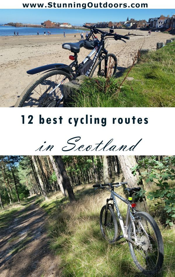 Best Cycling Routes In Scotland Our Top 12 Cycling Trips Stunning Outdoors In 2020 Cycling Trips Cycling Route Scotland Road Trip
