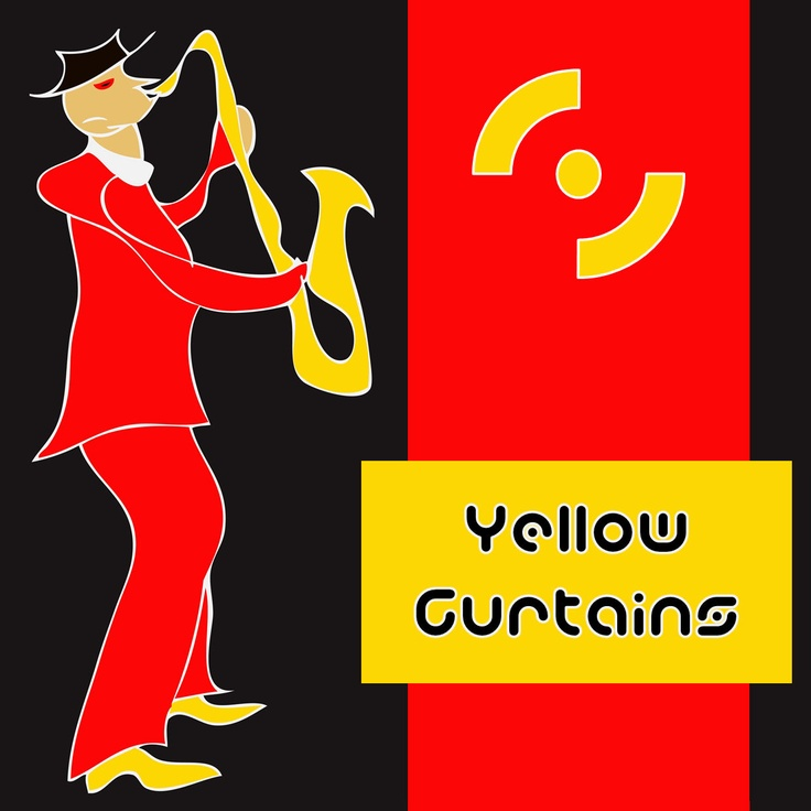 Yellow Curtains - Synaptic Machines