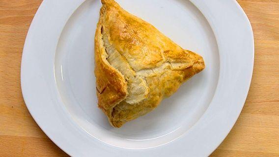 Calzone champignons-gruyère - Recettes de cuisine, trucs et conseils - Canal Vie