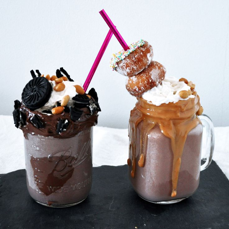 Freak shake eli friikkipirtelö | K-ruoka #vappu #freakshake