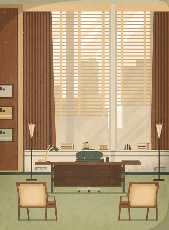 Mad Men Office 8 best mad men images on pinterest | men office, office ideas and