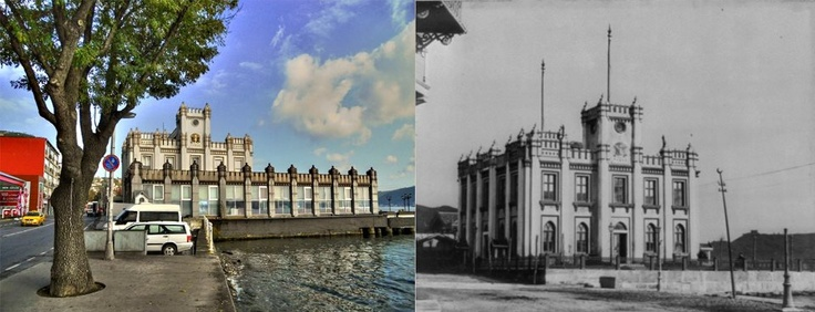 Istanbul Past and Future