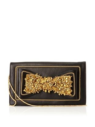 Lena Erziak Women's Daniel Clutch, Black