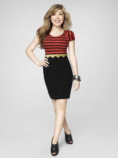 Actress Jennette McCurdy on the End of iCarly and her New Nickelodeon Show: Industry Insider: teenvogue.com