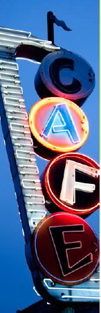 neon sign, vintage neon