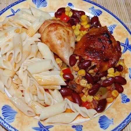 Egy finom Mexikói csirkecombok ebédre vagy vacsorára? Mexikói csirkecombok Receptek a Mindmegette.hu Recept gyűjteményében!