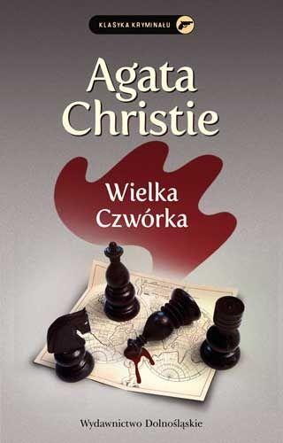 Agatha Christie: Wielka Czwórka - http://lubimyczytac.pl/ksiazka/155360/wielka-czworka