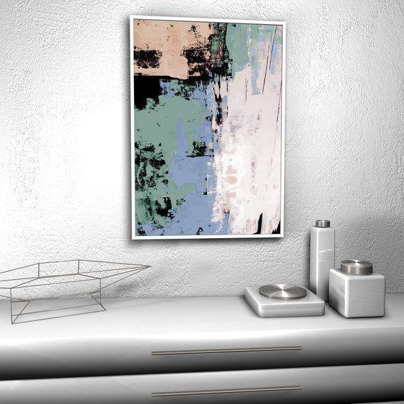 Kunstdruck Abstrakt 3 Malerei Geschenk Wohndesign Schoner Wohnen Wohnambiente Raumkunst Kunst Abstrakt Wandschmuck Dekoration