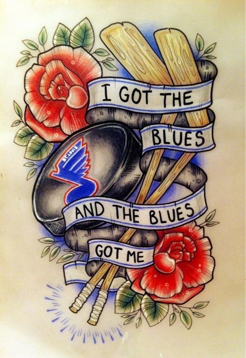 1000 Images About St Louis Blues Fans On Pinterest
