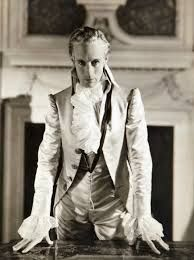 "Leslie Howard - ""The Scarlet Pimpernel"" (1934) - Costume designer : John Armstrong & Oliver Messel"
