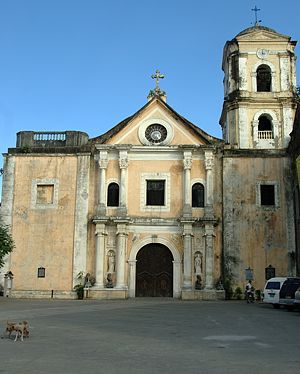 Manila - Intramuros travel guide - Wikitravel