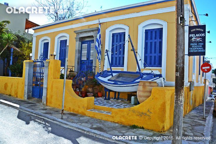 Pelagos restaurant - Aghios Nikolaos