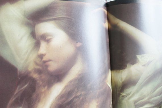 1978 First Edition The Young Girl The Theme of a Photographer by David Hamilton/Printed in Western Germany/Rare Photography Book/art Book