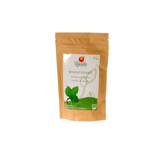 Hierba de trigo BIO en polvo de Vegetalia 125g #LocalBioMarket #Eco #Bio #Saludable #Nutricion #SuperAlimento #Ecologico #Biologico #Ecofriendly #HierbaDeTrigo #Trigo #TrigoEnPolvo #Vegetalia