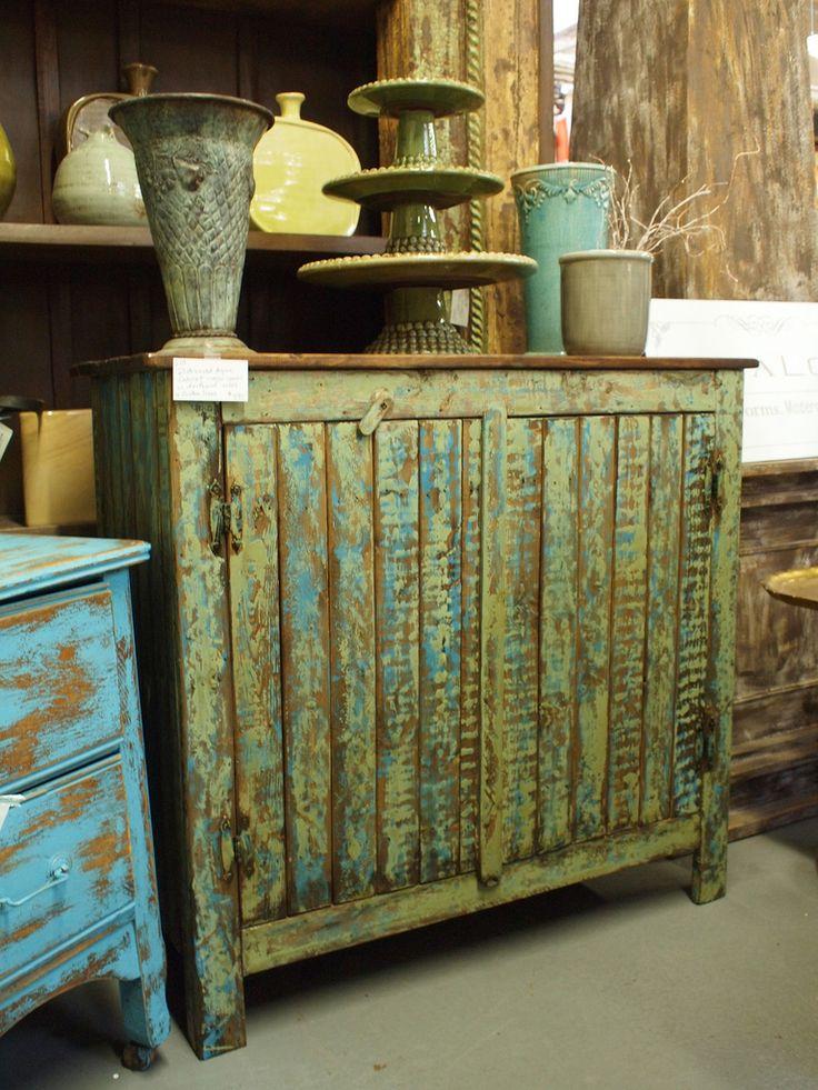 Best 25 Green Distressed Furniture Ideas On Pinterest