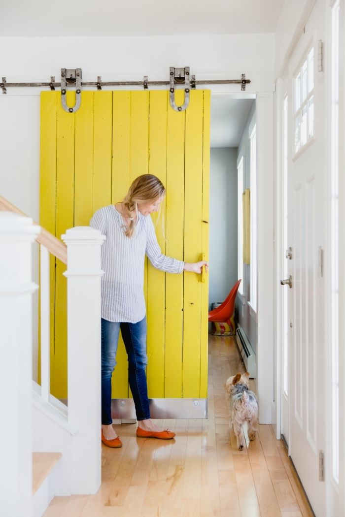 1001 Idées Originales Comment Peindre Une Porte Intérieure