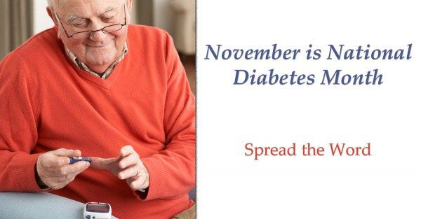It's National Diabetes Month - http://freedomexpansion.nwsltr.info/2016/11/its-national-diabetes-month/