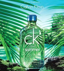 Calvin Klein CK One Summer 2016 {New Perfume}