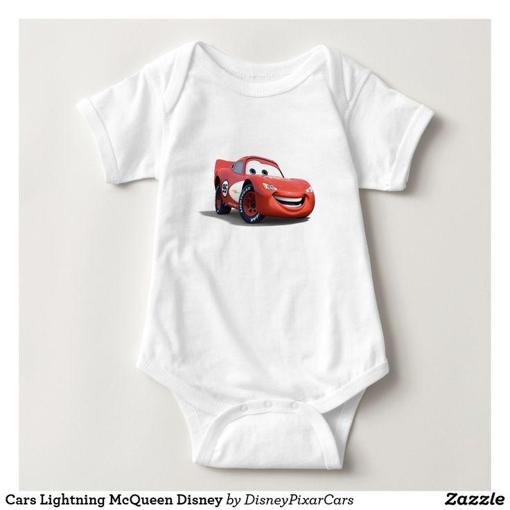 Cars Lightning McQueen Disney. Producto disponible en tienda Zazzle. Vestuario, moda. Product available in Zazzle store. Fashion wardrobe. Regalos, Gifts. Trendy tshirt. #camiseta #tshirt