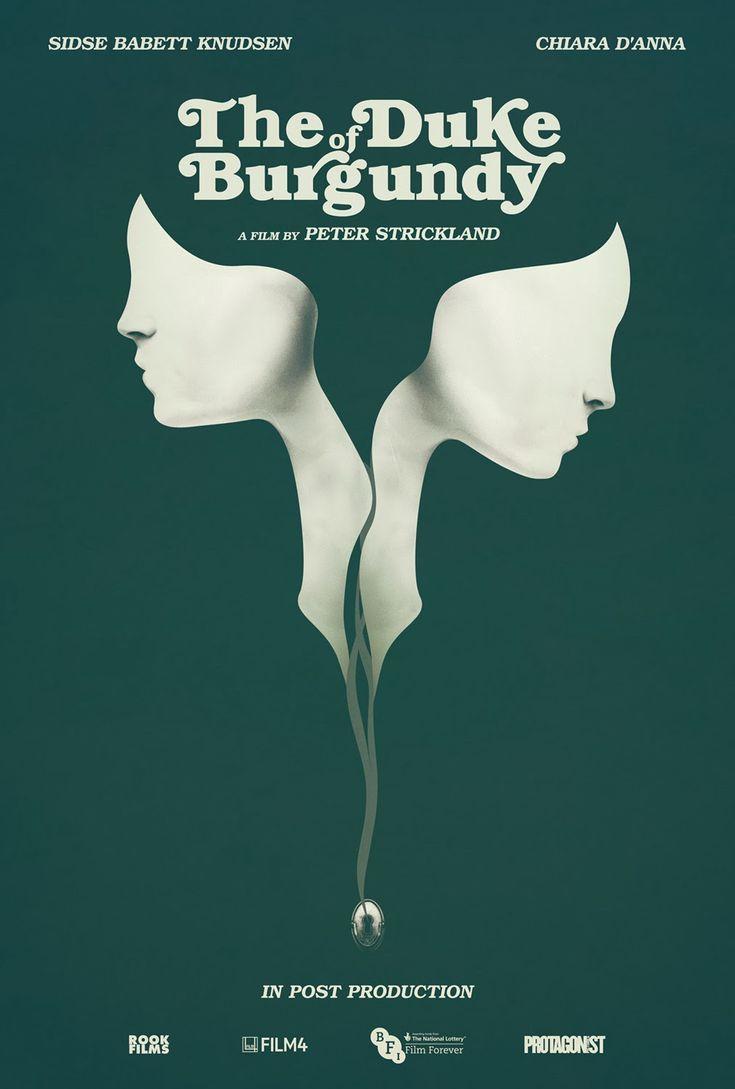 The Duke of Burgundy (Peter Strickland, 2014) Teaser design by Jay Shaw