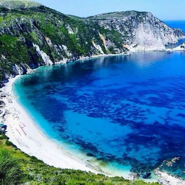 Petani Bay - Kefalonia, Greece