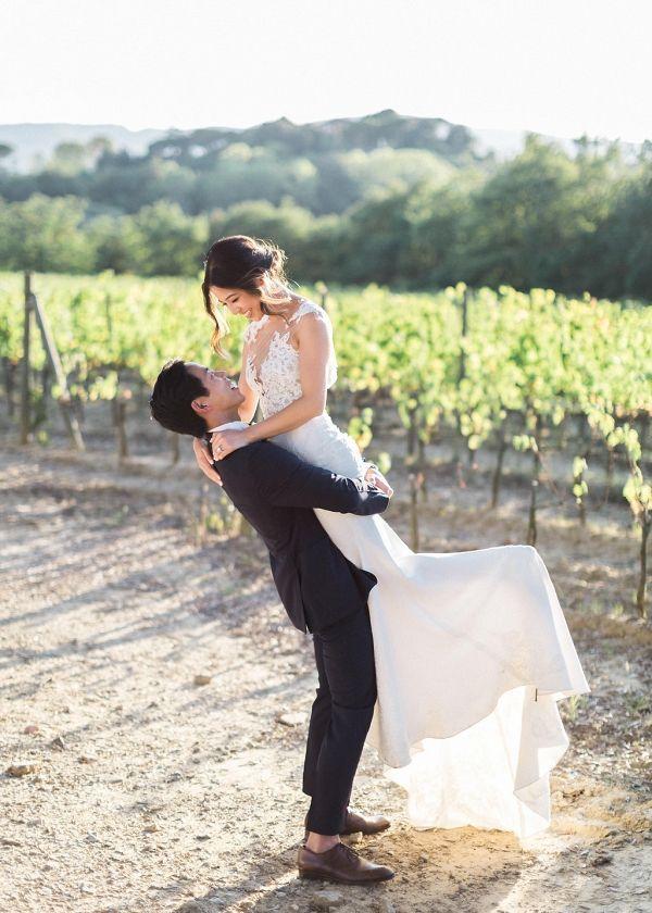 Romantic Intimate Tuscan Destination Wedding | Adrian Wood Photography