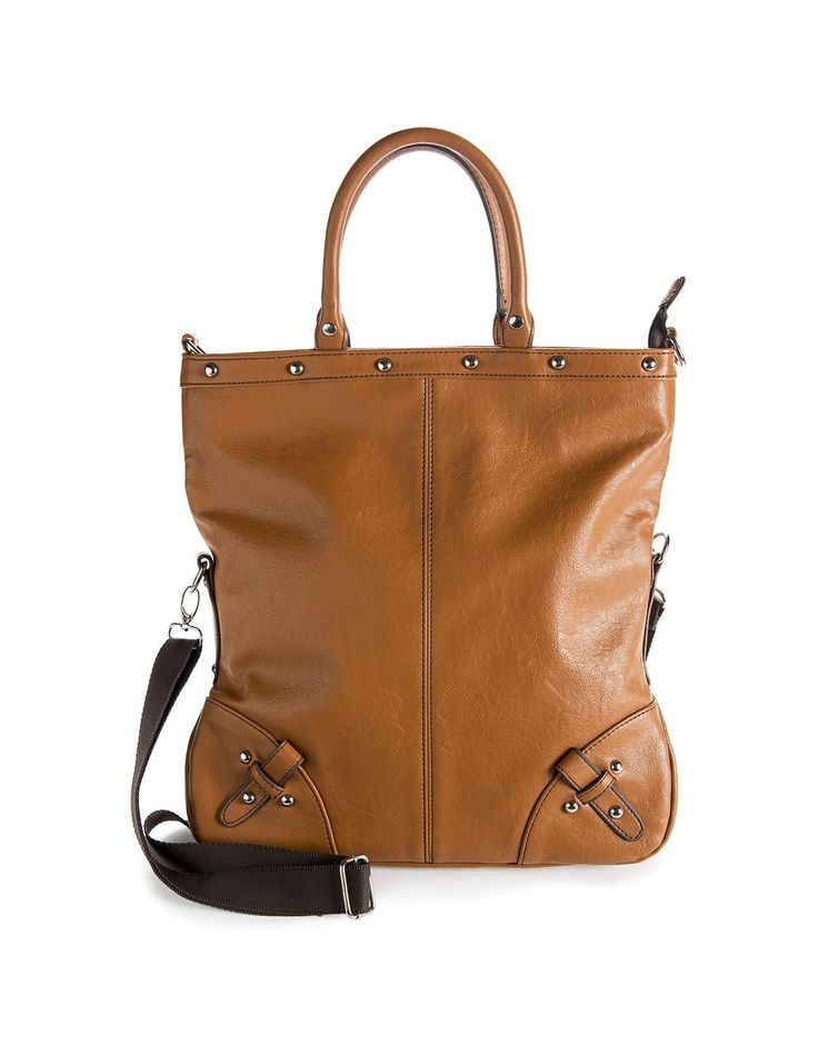 Crossbody Shopper Bag