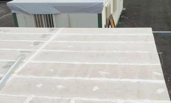 Concrete Forms Sandwich Roofing Sheets Dengan Gambar