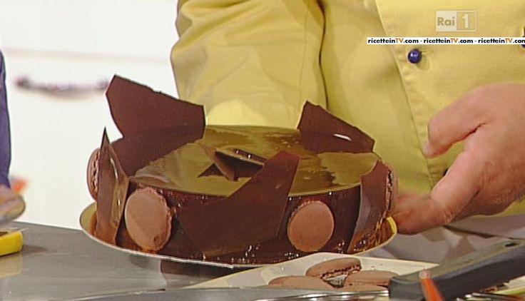 La ricetta della torta setteveli di Sal De Riso del 28 settembre 2013 - La prova del cuoco
