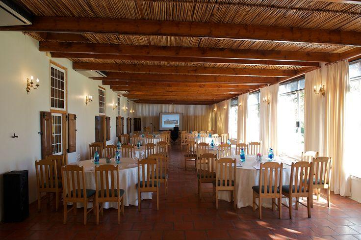 The Cape Dutch Venue @Rhebokskloof