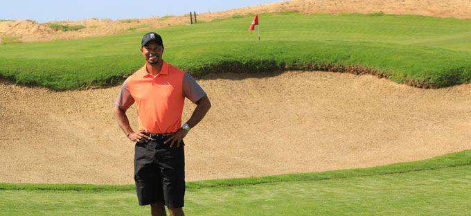 DAMAC Properties Announce Tiger Woods Design to Create Golf Course for 'AKOYA Oxygen' #dubai #golf #trump