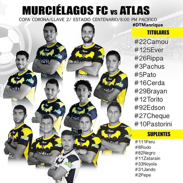 Image result for Murcielagos fc