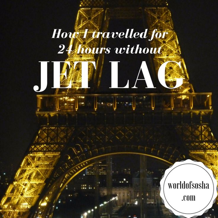 All the tips you need to know to avoid Jet Lag