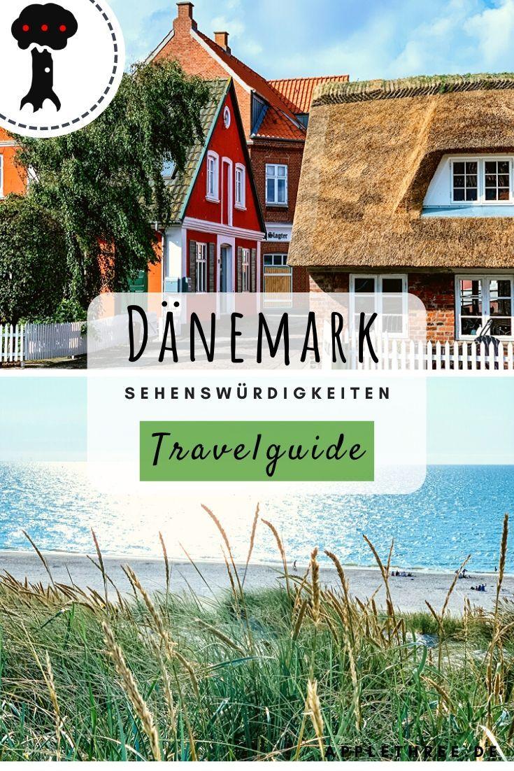 Danemark Sehenswurdigkeiten Mit Karte Danemark