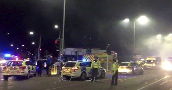 Leicester explosion: Six hurt as blast destroys shop - Social News XYZ