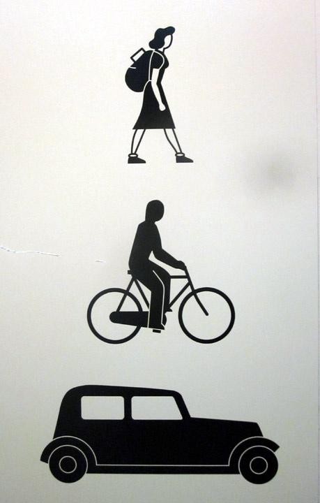 symbols designed by Dutch graphic designer gerd arntz