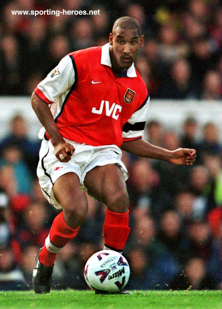 Nicolas Anelka on Arsenal FC