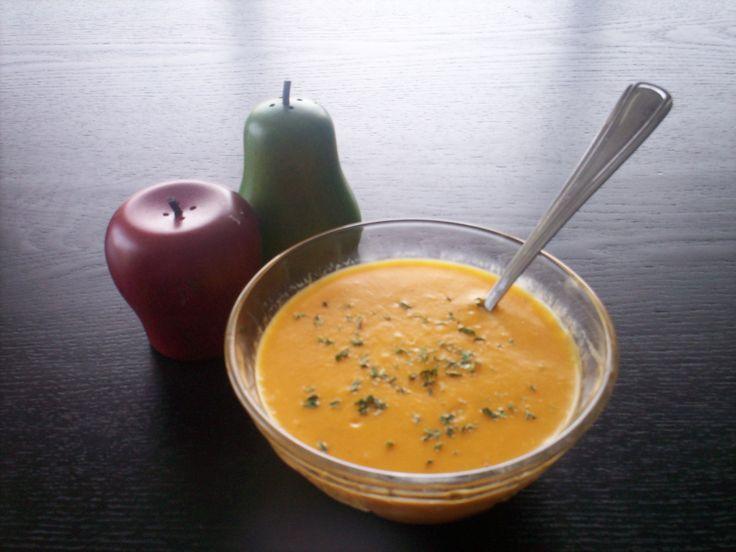Crème de carottes délicieuse