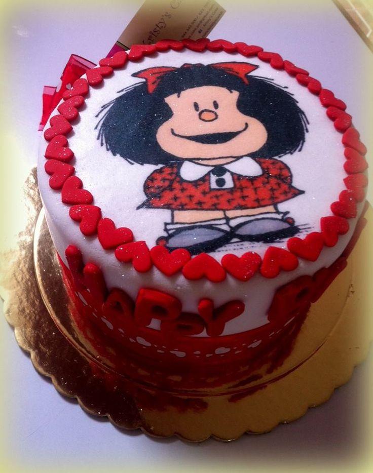 #cakes #torta #lima #peru #mafalda