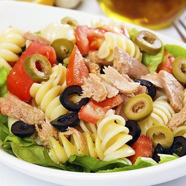 Las 25 mejores ideas sobre ensaladas de fideos y at n en - Las mejores ensaladas ...