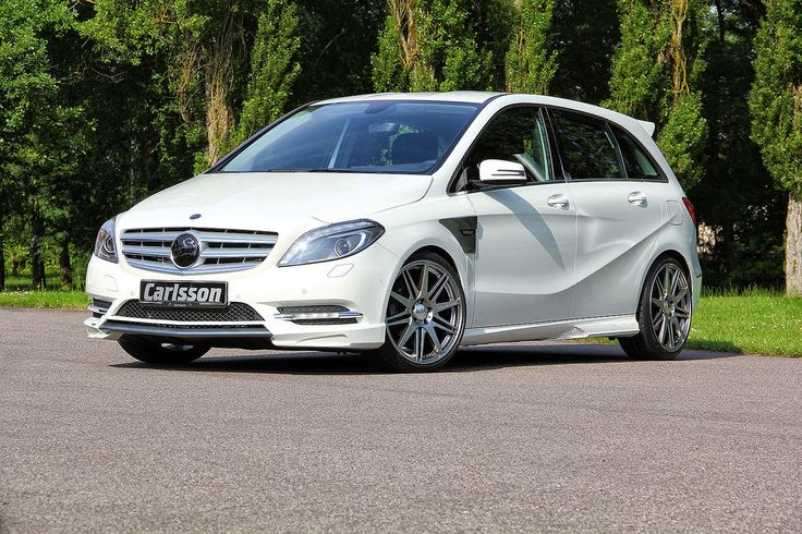 Mercedes-Benz B-Class W246 tuned by Carlsson