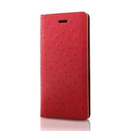 i-phone 6・6S用Pオースト PO-6/レッド